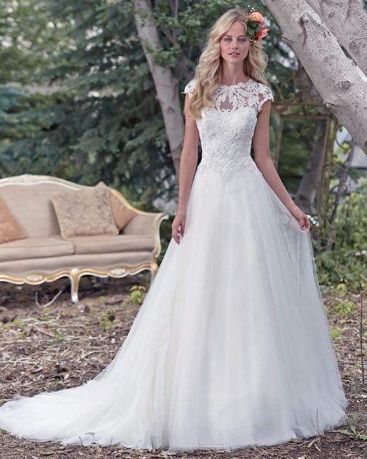 Los vestidos de novia Maggie Sottero que prefieren las novias ...