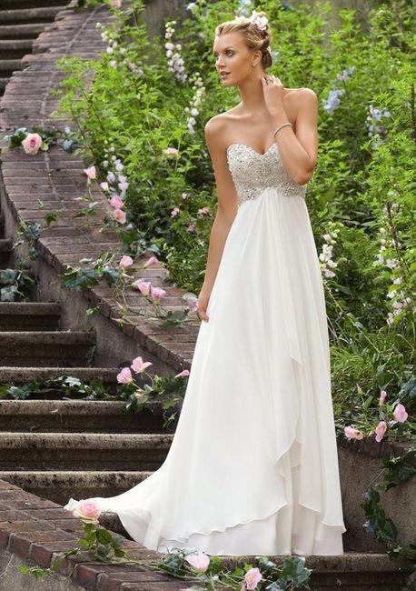 Dime qué vestido te gusta y te diré qué boda quieres 1