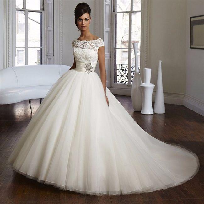 Dime qué vestido te gusta y te diré qué boda quieres 2