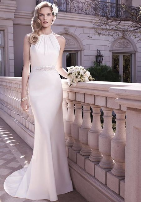 Dime qué vestido te gusta y te diré qué boda quieres 3