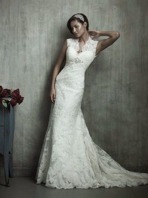 Dime qué vestido te gusta y te diré qué boda quieres 4