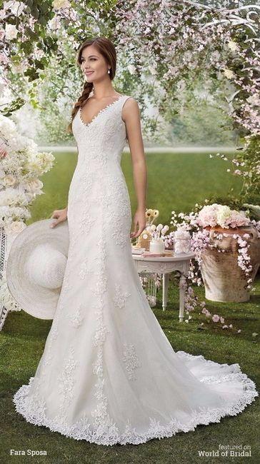 Vestidos de novia clsicos elegantes y tradicionales