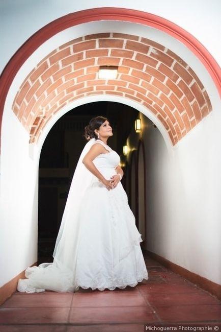 cuánto cuesta el vestido de novia?