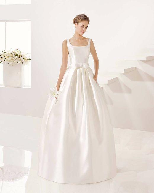 escote cuadrado para tu vestido de novia - página 2