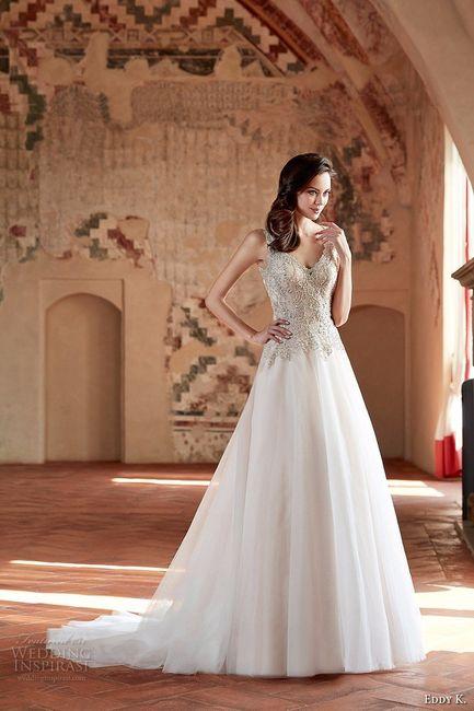 vestidos de novia 2017 ¿cuál te enamora?