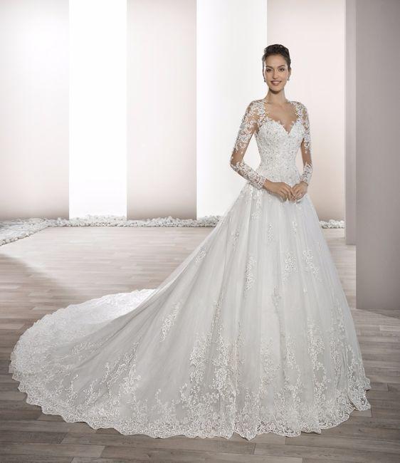 vestido novia princesa en santiago – vestidos de noche