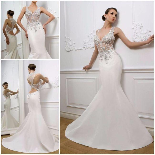 Test mi vestido de novia ideal