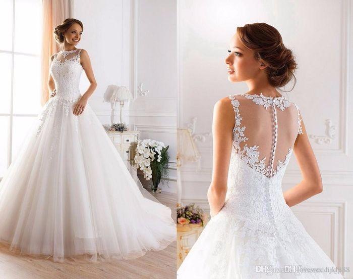 vestidos de novia romántica: ¿cuál te enamora?