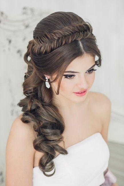 Peinados Con Trenza Para Novias Romanticas Pagina 2