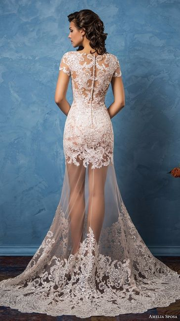 Unique Vestidos De Novia Atrevidos Frieze - Wedding Dress Ideas ...