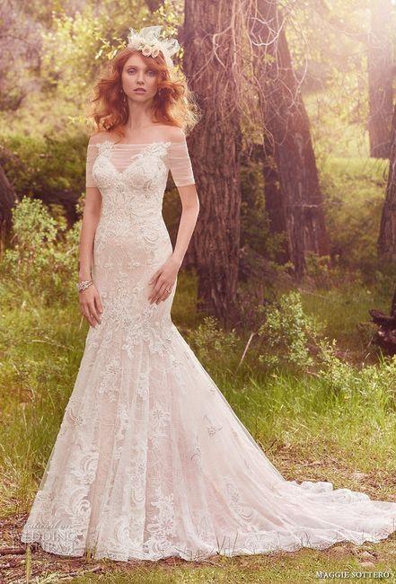 Vestido de novia primavera 2017 de Maggie Sottero