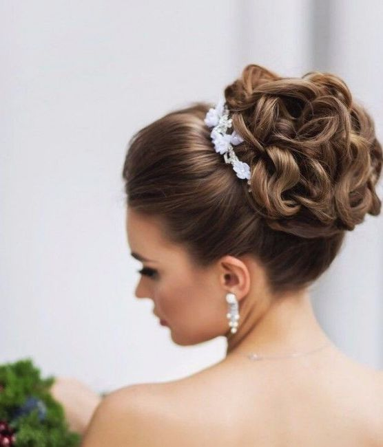 Peinados De Novia Elegante Elige Tu Favorito - Peinados-de-novia-elegantes