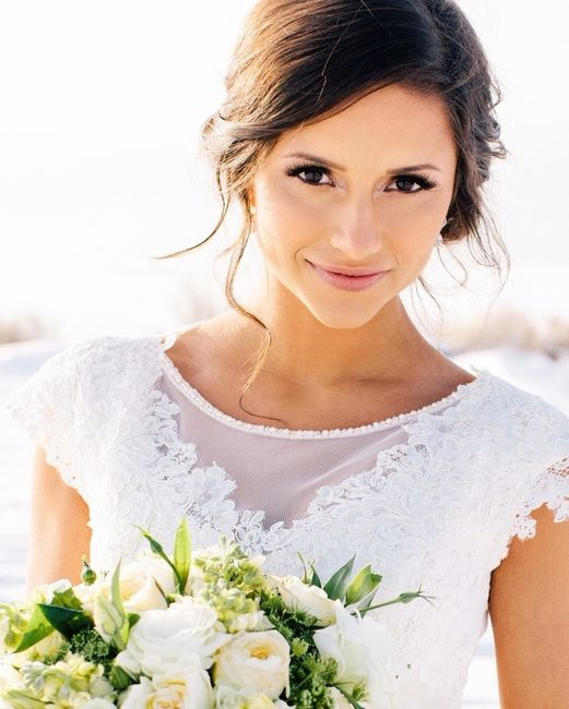 Vestidos de novia para cristianas evangelicas