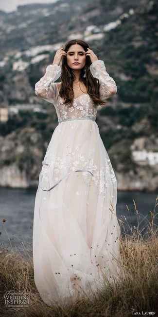 Vestidos de novia israelitas