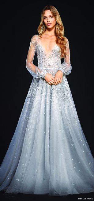 Tendencias de vestidos de novia 2017. Los detalles