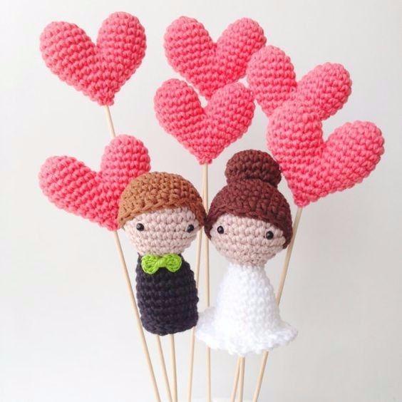 3. De crochet