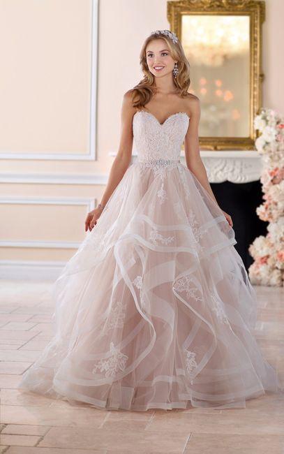 Quiero rentar mi vestido de novia