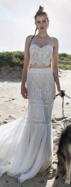 Vestidos de novia super sexis
