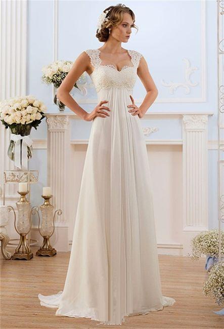 f464e27e3 5 vestidos de novia boho. ¿Usarías alguno