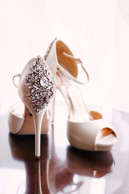 ¡Lo quiero, no lo quiero! Tus zapatos de novia 2
