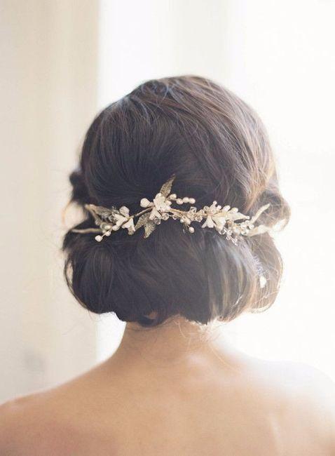 4 Peinados Para Novias De Cabello Corto - Peinados-para-novias-pelo-corto