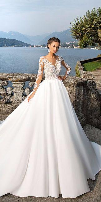 Duelo de vestidos: Princesa o sirena 1
