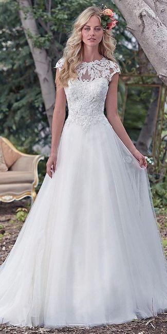 Duelo de vestidos: Blanco o de color 2