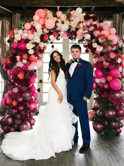 5 ideas para decorar tu boda con globos 5