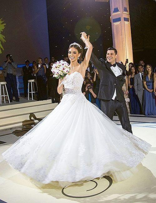 Looks de novias peruanas famosas ¿Sí o No? 3