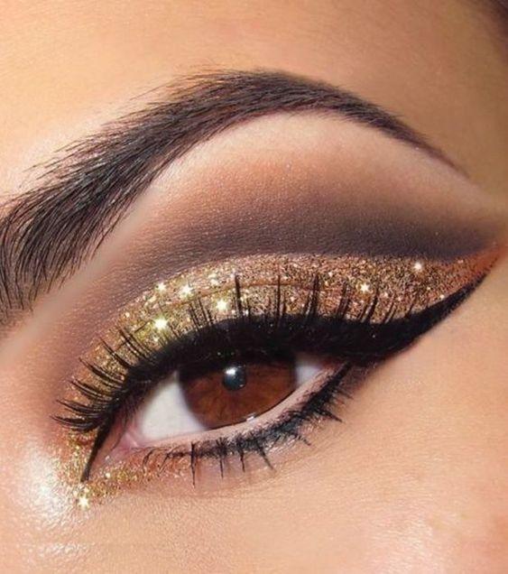 Maquillaje para piel morena ¡Los ojos! 2