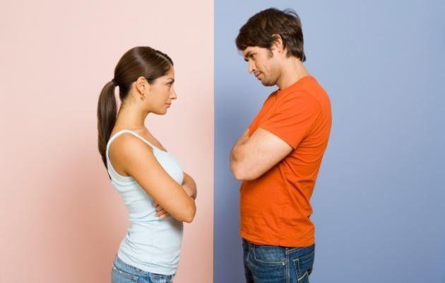 ¿Qué tan a menudo discuten? 1