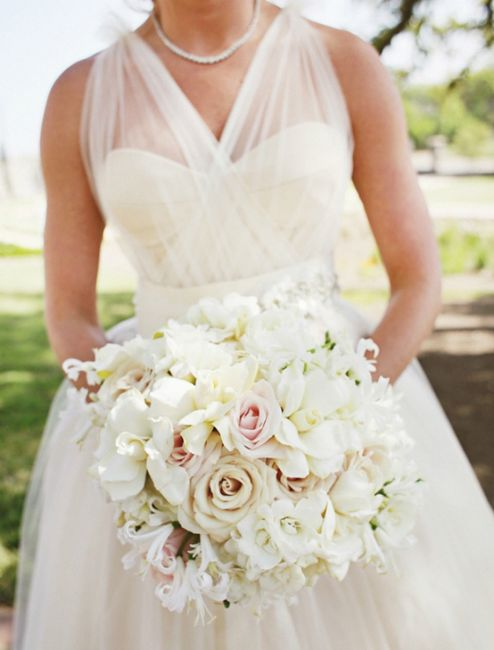 elegir bouquet de novia
