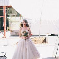 vestido para matrimonio civil