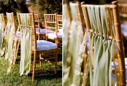 silla tiffany para matrimonio