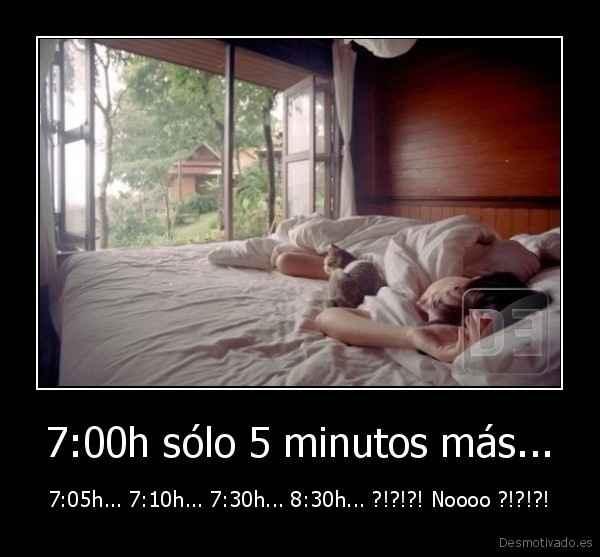 quiero dormir más