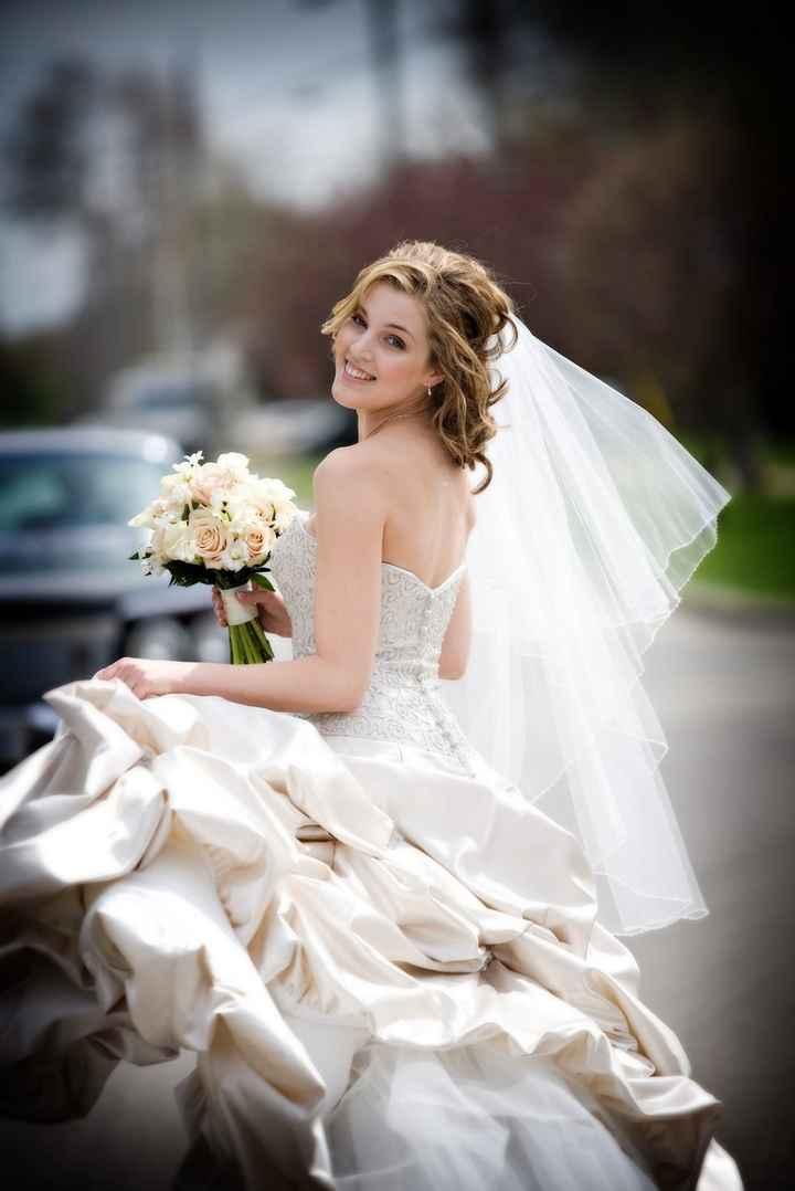 poses de la novia