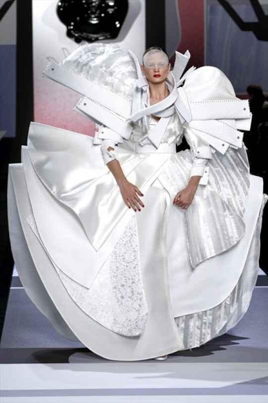 vestido feo de novia