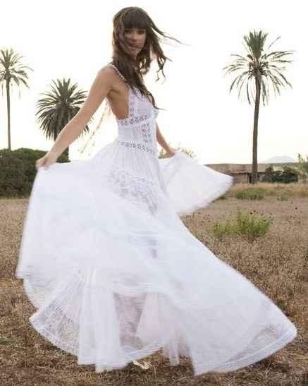 vestido de novia hacienda