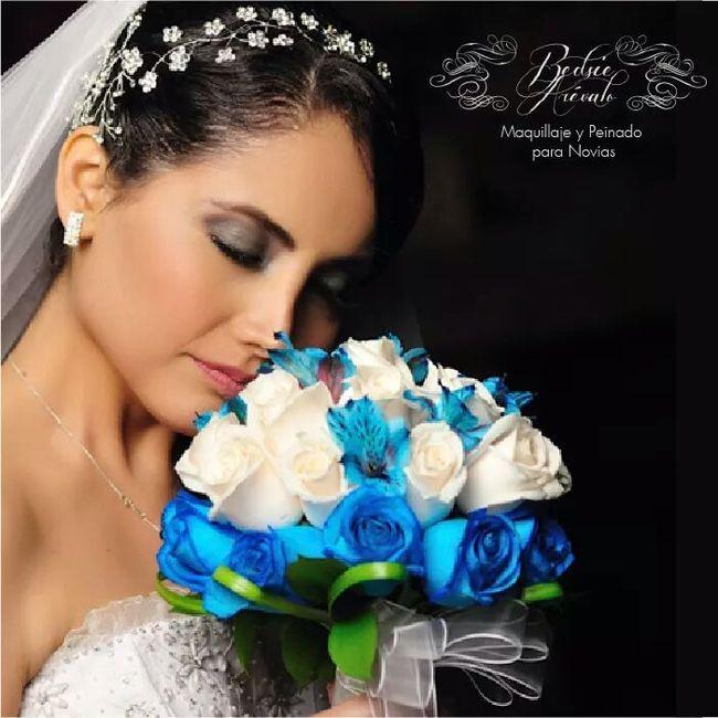 Color del bouquet - 1