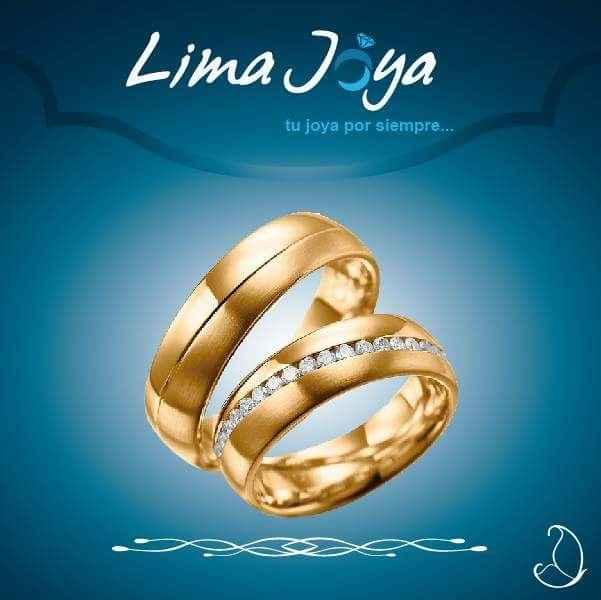 Nuestros anillos...uno parte de otro - 1