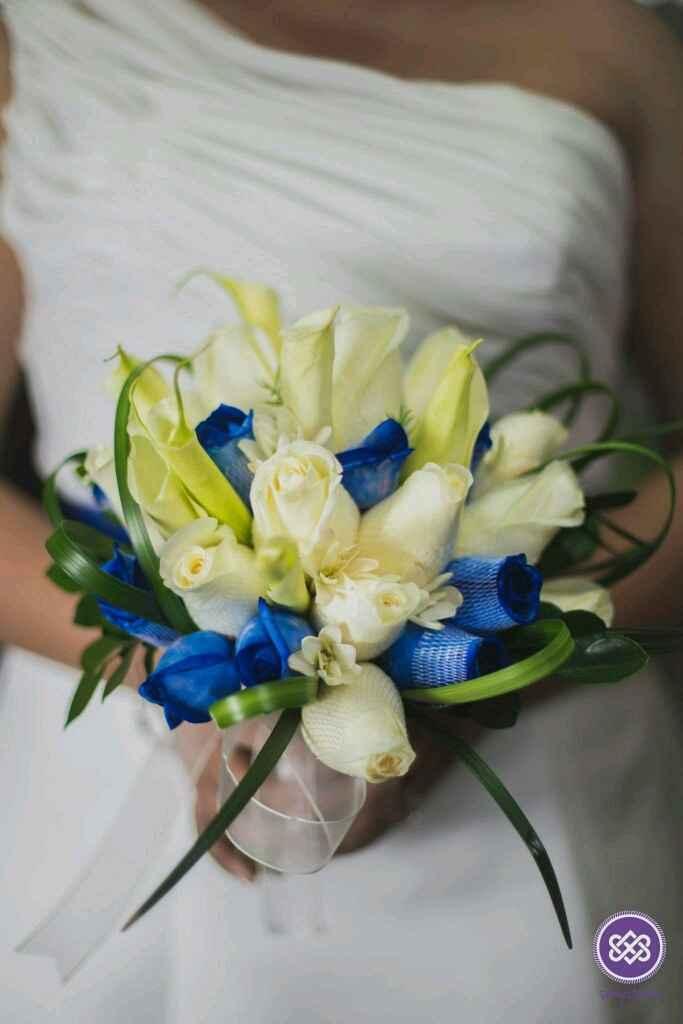 Color del bouquet - 2