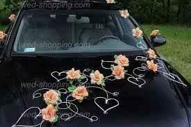 decoración carro para matrimonio