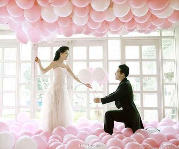 bodas romáticas