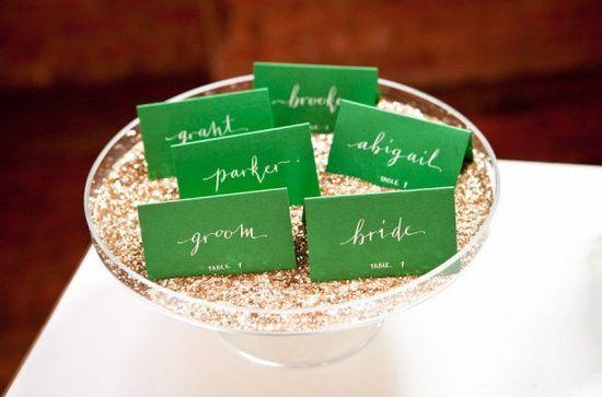 boda en verde esmeralda