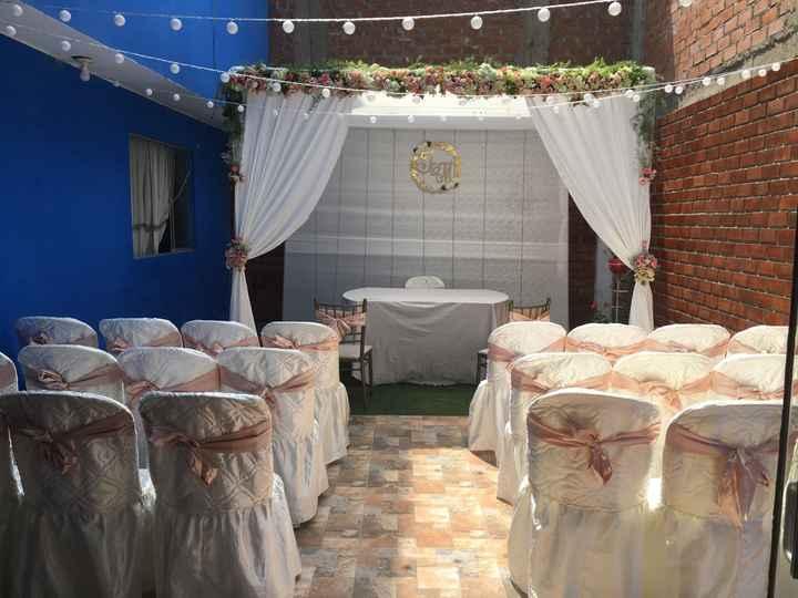 Matrimonio en los olivos - 1