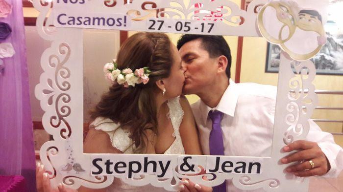 Stephy y Jean