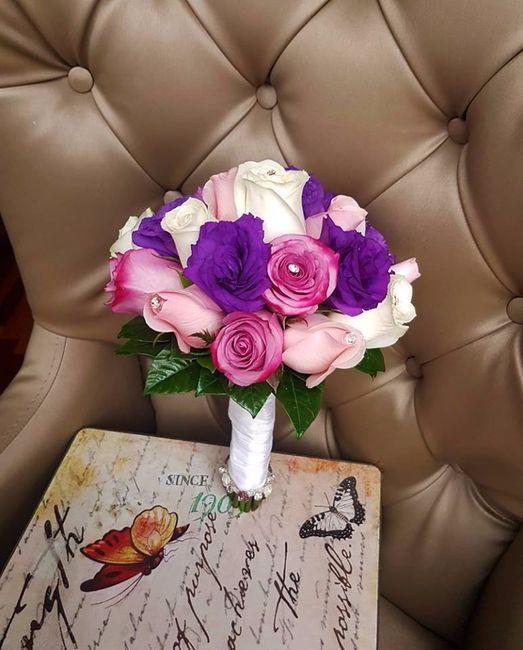 Mi hermoso Bouquet!!