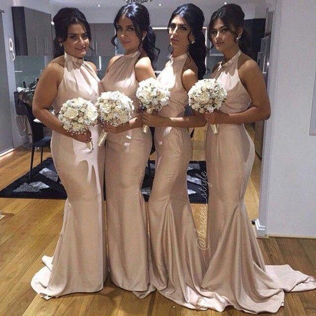 5aaf87c66 Modelos de vestidos para damas de honor 2018 – Vestidos hermosos y ...