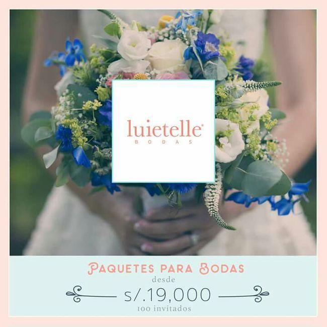 Paquetes para bodas - 2