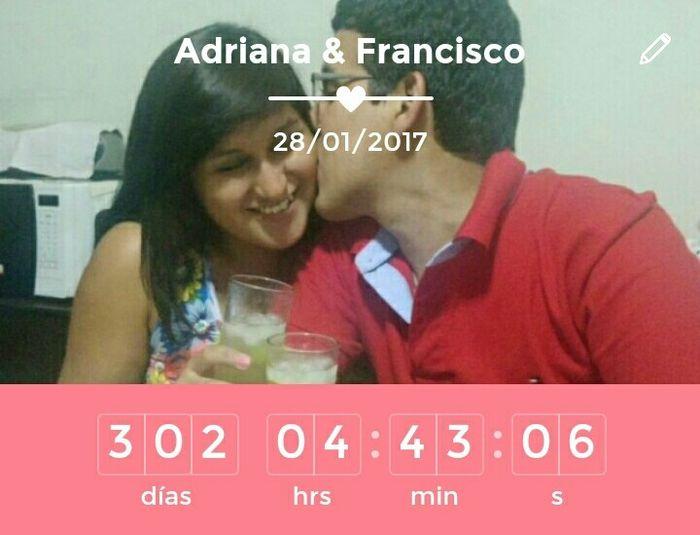 Cuántos días faltan para casarte? - 1